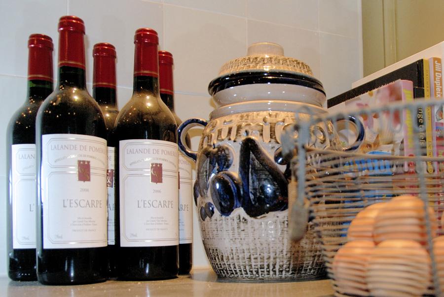 wees welkom in onze keuken